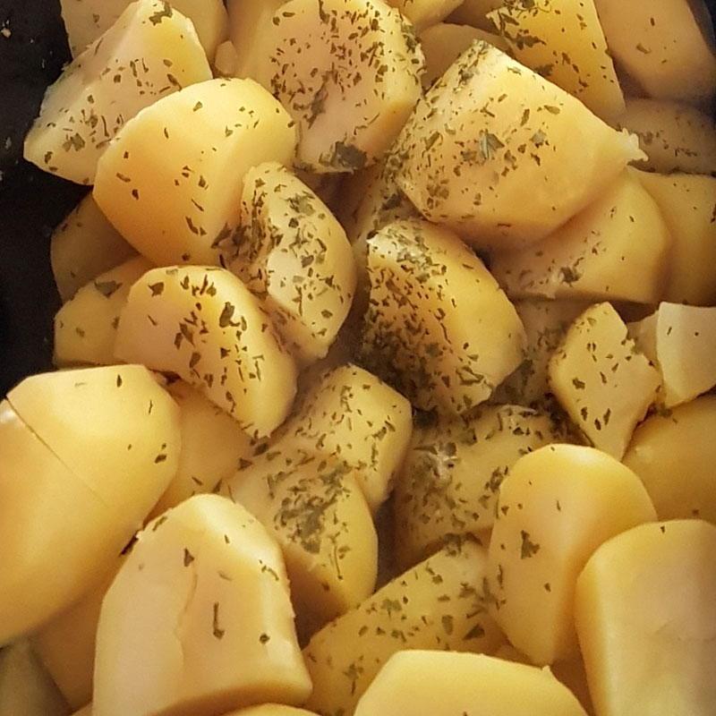 Port. Kartoffeln
