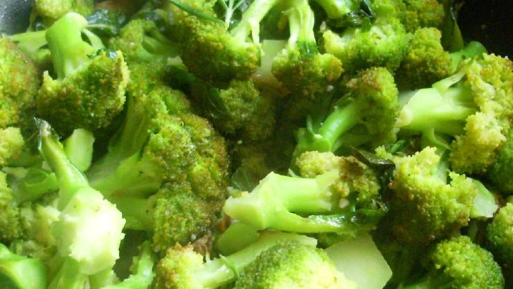 Port. Broccoli